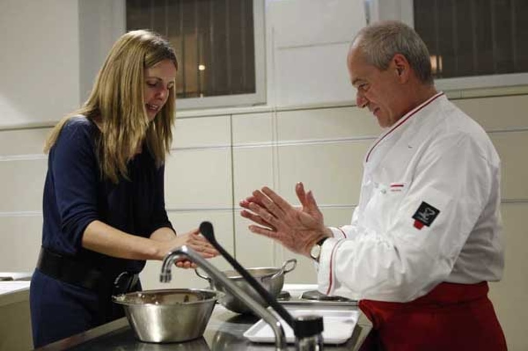 Mario Betto Cuoco Personale Venezia